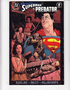 SUPERMAN-VS-PREDATOR-2000-Series-3-Near-Mint-Comics-Book