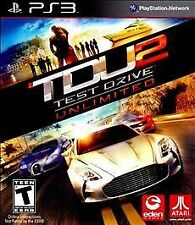 Test Drive Unlimited 2 (Sony PlayStation 3, 2011)  Complete  Fast Shipping !
