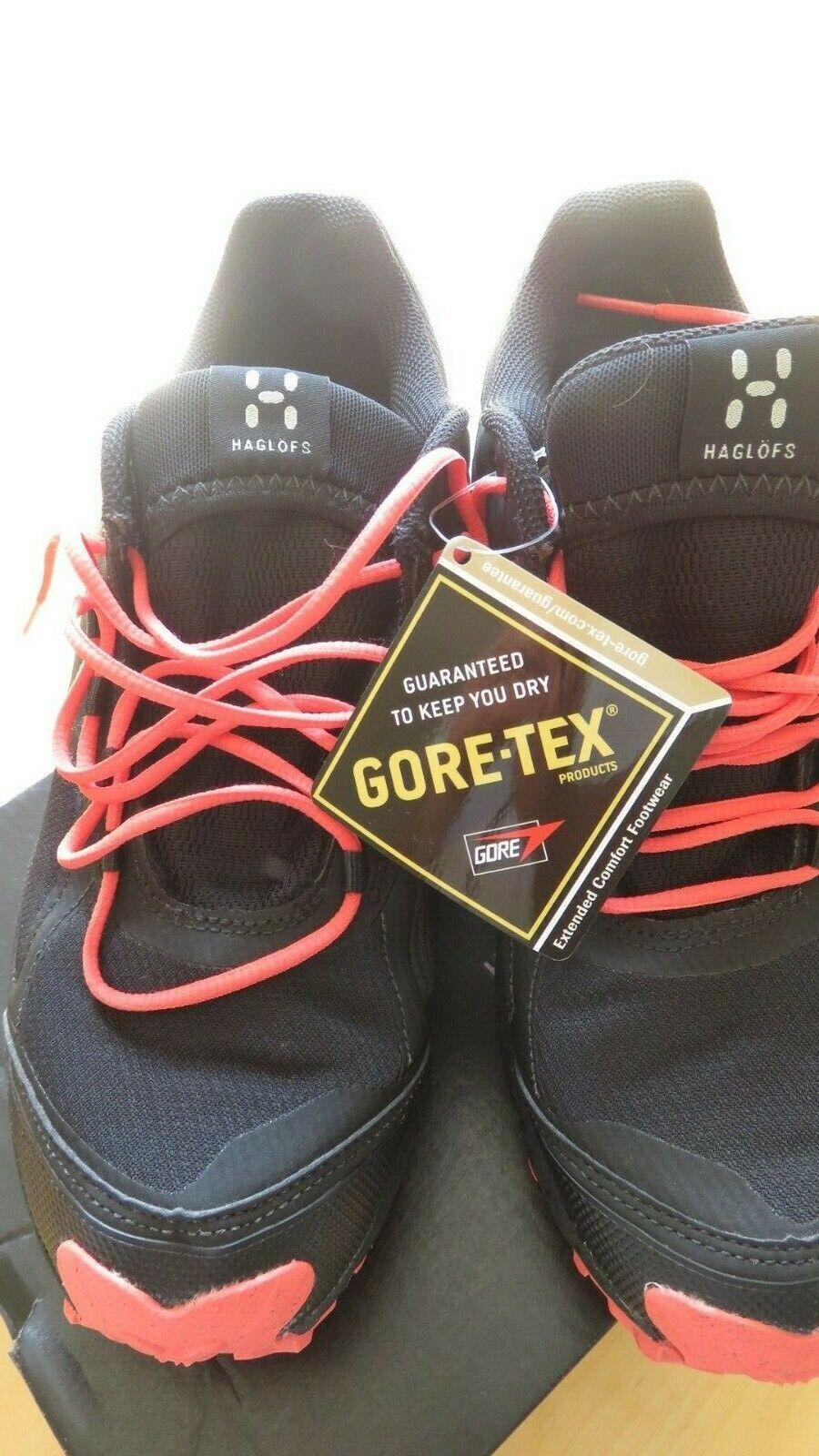 Haglofs Mujer  Zapatos Gram AM 2 GT Gore TEX Tamaño 6 7 (Pequeño Ajuste)  barato