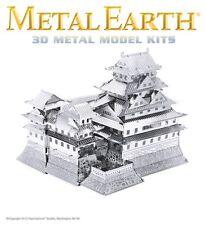 Fascinations Metal Earth Himejijo Himeji Castle Laser Cut 3D Model