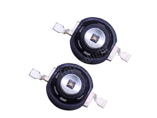 5pcs 1W 940 Infrade 940IR LED Light Emitter for Lamp/CCTV/Night Version Camara