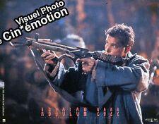 8 Photos Cinéma 21x27cm (1994) ABSOLOM 2022 - NO ESCAPE Ray Liotta NEUVE