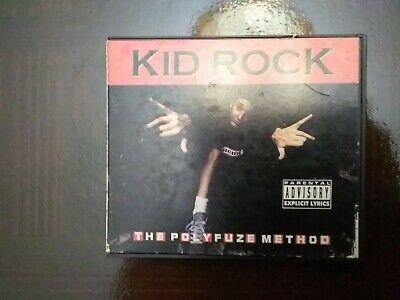 The Polyfuze Method Kid Rock CD 1993 original Rare + 2 ...