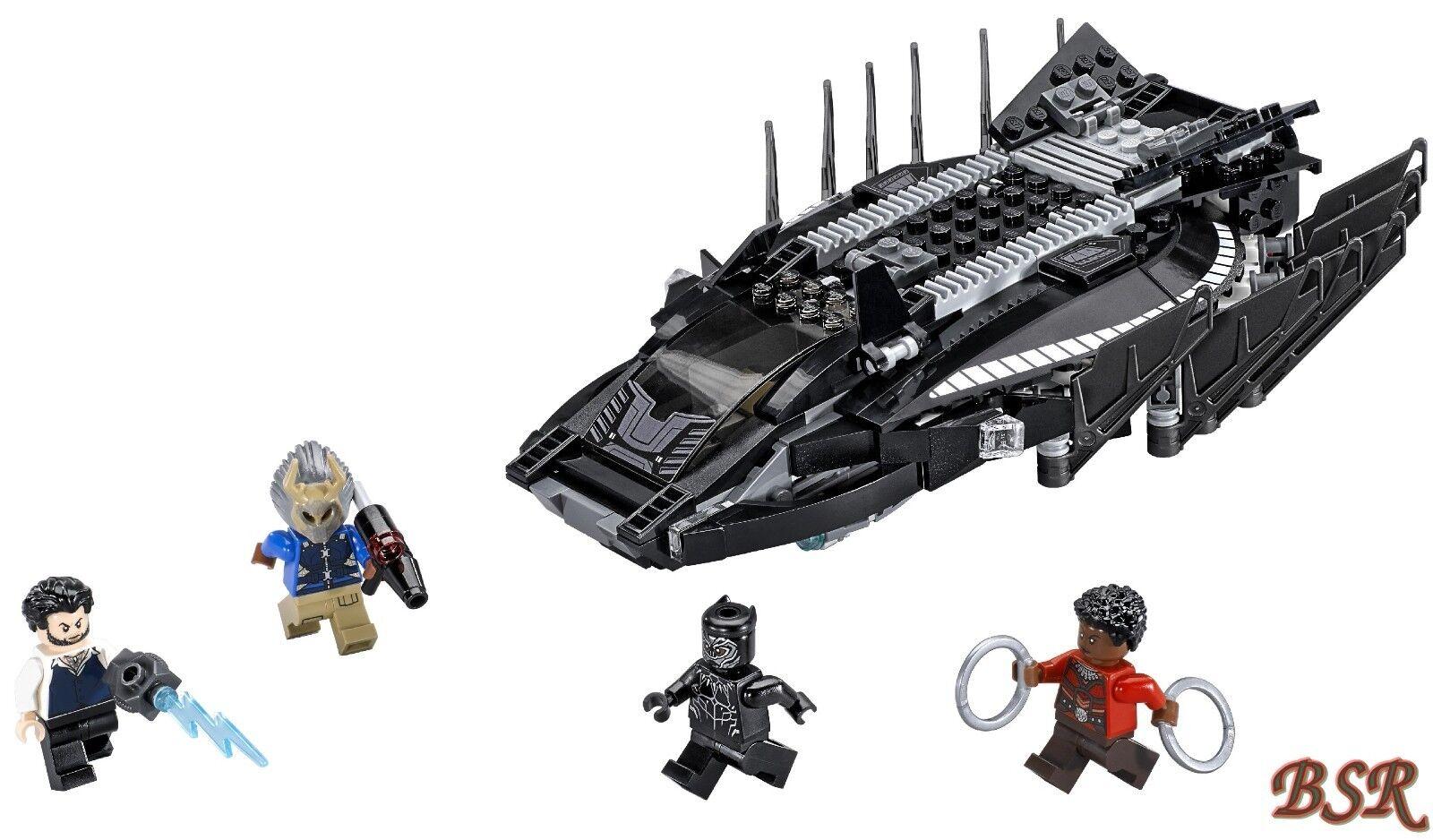 LEGO® Marvel Super Heroes Heroes Heroes  schwarz Panther 76099 & 76100 & 0.- Versand & NEU OVP 916bd0