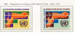 19072-UNITED-NATIONS-New-York-1967-MNH-Devel-Program