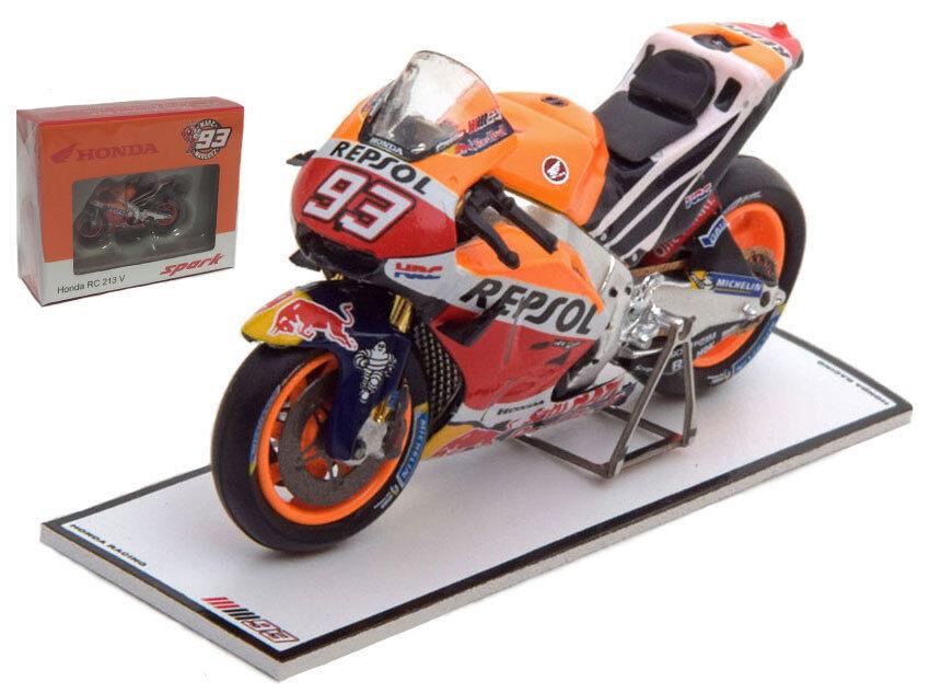 Spark M43002 honda RC213V winner us motogp-marc marquez champion échelle 1 43