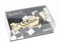 1/43 Arrows Bmw A8 Delonghi Season 1985 Gerhard Berger