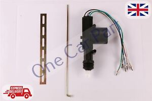 UNIVERSAL CENTRAL LOCKING  5 WIRE DOOR MASTER SOLENOID ACTUATOR MOTOR POPPER