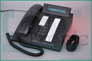 T-Octophon-26-SCHWARZ-WIE-NEU-fuer-Telekom-T-Octopus-E-F-ISDN-ISDN-Telefonanlage