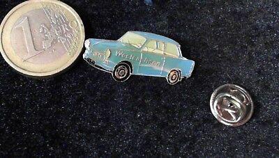 Aktiv Trabi Trabant Hellblau Auto Westsachsen Pin Badge Kult Ddr Ostalgie Kunden Zuerst Pins & Anstecknadeln