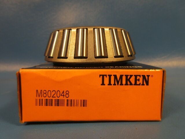TIMKEN M84249 TAPERED BALL BEARING