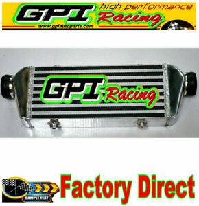 Details about ALLOY INTERCOOLER 136MM x 330MM x65MM 2 2