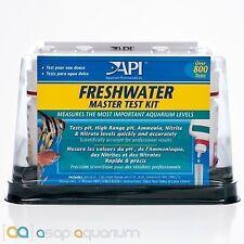 Aquarium Pharmaceuticals API Freshwater Liquid Master Test Kit