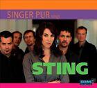 Singer Pur Sings Sting (CD, Jul-2012, Oehms Classics)