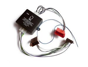 DIETZ-Bose-Aktiv-System-Adapter-Stecker-fuer-AUDI-PORSCHE-VW-Auto-Radios