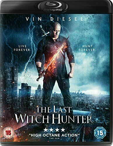 The Last Witch Hunter Online Schauen