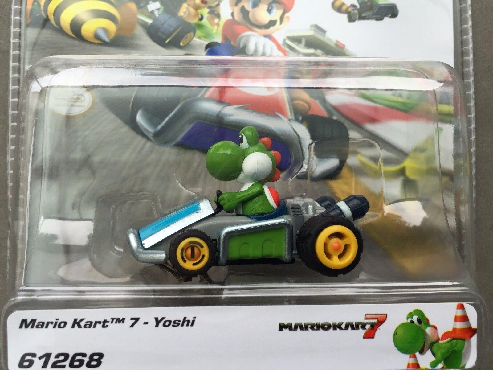 Carrera GO 61268  Mario Kart Kart Kart 7  YOSHI  NEU OVP  | Modisch  647a20