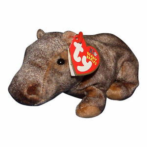 207adcb5ded Image is loading Ty-Beanie-Baby-Tubbo-MWMT-Hippo-2003