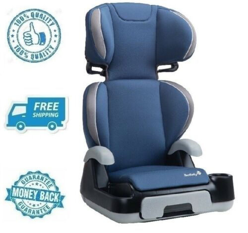 New Safety 1ˢᵗ Blue Booster Car Seat Boy Toddler Kid Baby Boy Girl Vehicle Chair