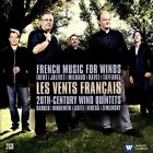 French Music for Winds - 20th-Century Wind Quintets (CD, Jan-2014, 2 Discs, Warner Classics (USA))