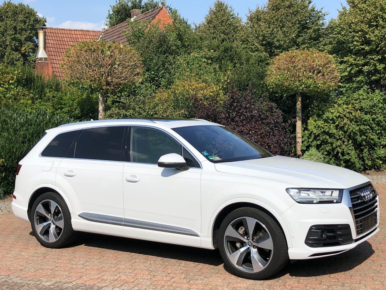 Audi Q7 3,0 TDi 272 S-line quattro Tiptr. 5d - 5.962 kr.