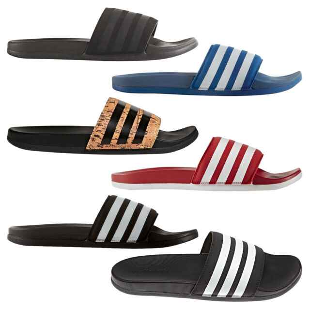 Adidas Performance Adilette CF + Comfort Fashion Slip on Slippers Bath Slippers