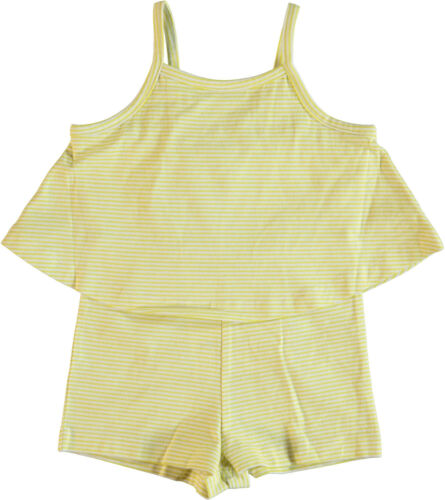 Name it Mini Mädchen kurz Sommer-Overall Single Jersey Nitjump kurzer Einteiler