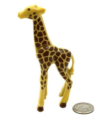 Playmobil Zebra Baby Zoo Safari Wild Animal Ranger Station O19