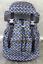 Hugo-boss-Nero-Pelle-Zaino-Meridian-Zaino-Nuovo-Borsa-Bag miniatura 1