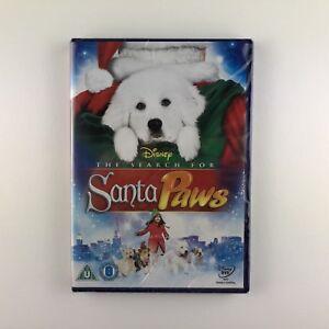 Santa-Paws-DVD-2010-New-amp-Sealed