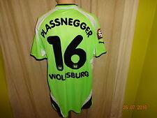 "VfL Wolfsburg Puma Matchworn Trikot 2000/01 ""VW"" + Nr.16 Plassnegger Gr.XXL"
