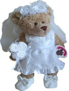 Image Is Loading Teddy Bear Clothes Fit Build A Wedding