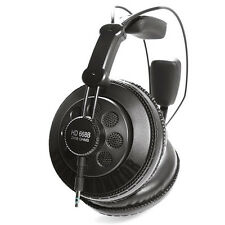 Superlux HD668B Semi-open Dynamic Professional DJ Studio Monitoring Headphones
