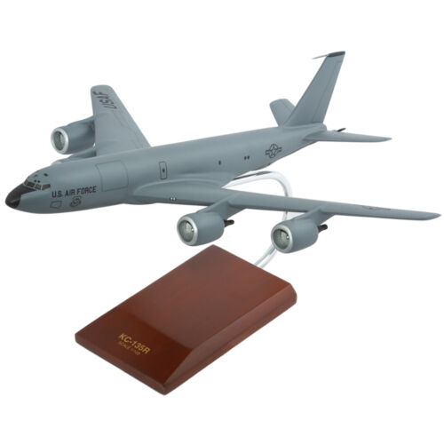 USAF Boeing KC-135R Stratotanker Desk Display 1//100 Model Aircraft MC Airplane