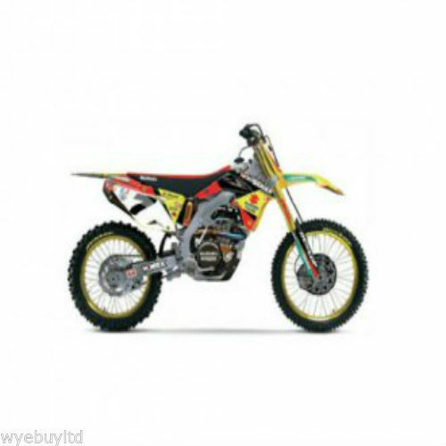 Nr. 7 james stewart yoshimura suzuki rmz 450 2014 supercross modell fahrrad bis 6 - skala
