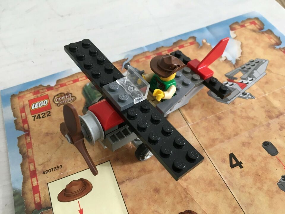 Lego andet, 7422, 7423