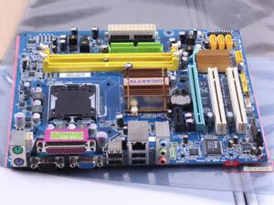 100-tested-Gigabyte-GA-EG31M-S2-V1-0-motherboard-775-DDR2-Intel-G31