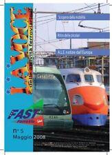 Riviste LA VOCE ferrovie dello Stato - FS - Trenitalia