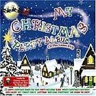 Various Artists - My Christmas Party Album (+DVD, 2007)