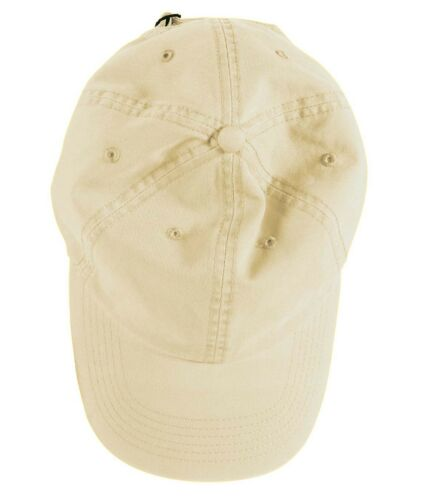 Authentic Pigment Direct-Dyed Twill Baseball Cap 1912