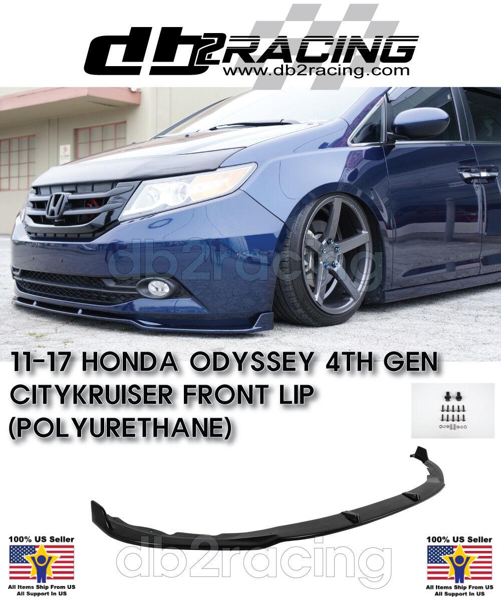 Car & Truck Body Kits CityKruiser CK Front Lip Urethane Fits 11-17 ...