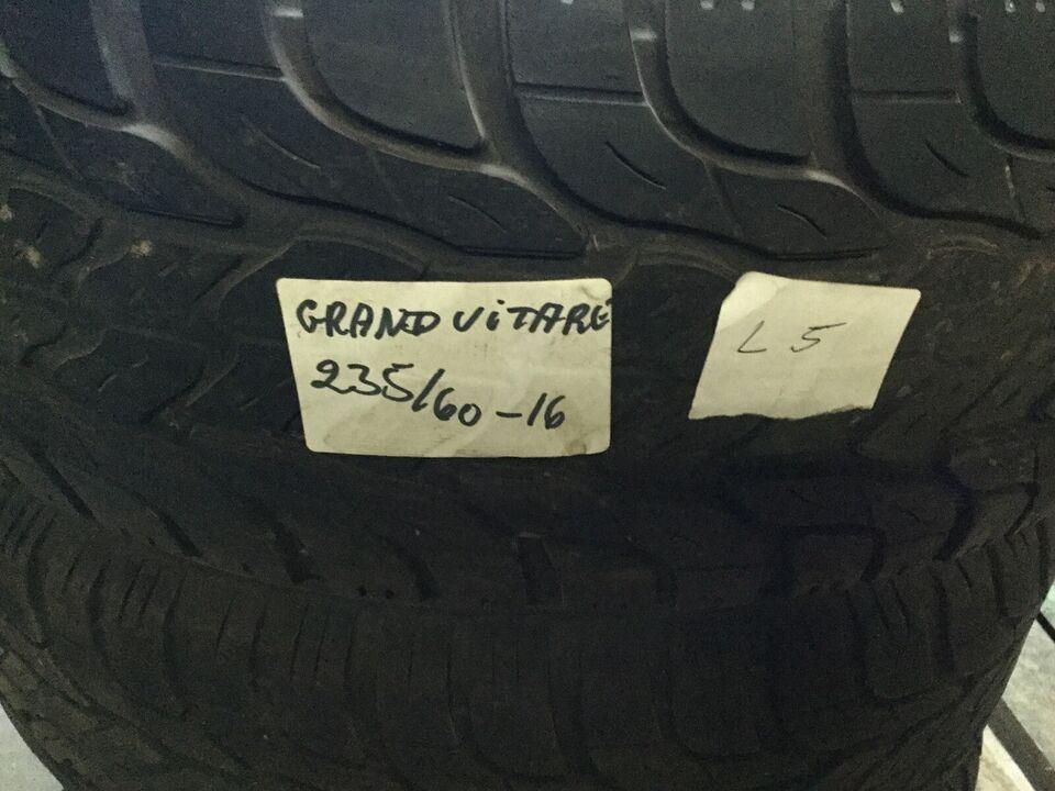 Suzuki Grand vitatra 2005 passer også 2000 årgang