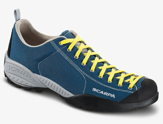 Zapatos Lifestyle hombres SCARPA MOJITO FRESH Color Denim azul amarillo