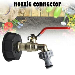 Interrupteur-Reservoir-Adaptateur-Ibc-Recipient-Robinet-Detachable-Connecteur