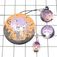 B-Project Killer King Yuzuki Teramitsu Can Badge Acrylic ita bag set 2 choices
