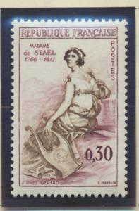 France-Stamp-Scott-974-Mint-Hinged