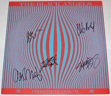 THE BLACK ANGELS SIGNED PHOSPHENE DREAM LP VINYL ALBUM + COA PUNK ROCK
