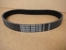 Milling Part ATrump BANDO 875VC3630 VS Variable Speed Belt for Prototrak