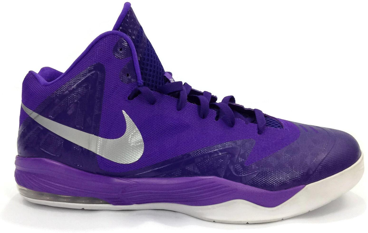 Nike Air Max Premiere TB Basketball Shoes Uomo Size Size Uomo 17.5 Purple 685775-505 NWOB 4c086e