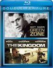 Green Zone The Kingdom Blu-ray 2007 Jamie Foxx 2 Disc